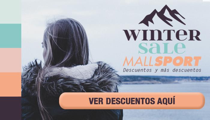 Winter Sale en Mall Sport