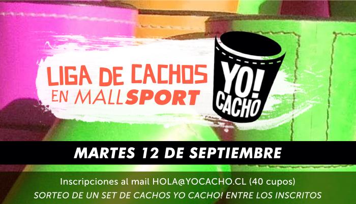 9na Fecha: Liga de cachos en Mall Sport