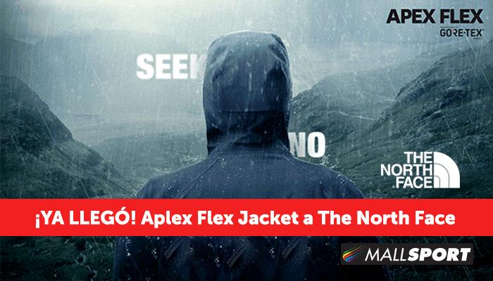 Nueva colección: Aplex Flex Jacket The North Face