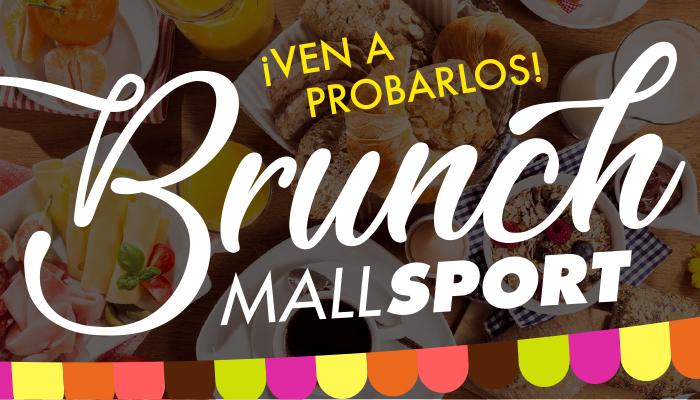 Brunch en Mall Sport