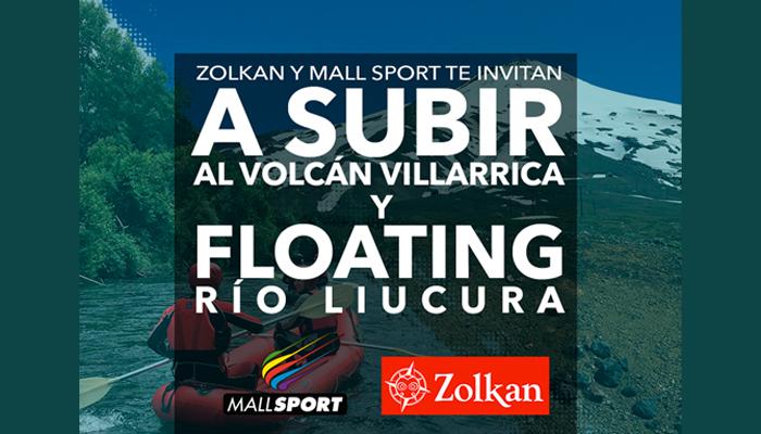 Subidas al Volcán Villarrica y Floating Río Liucura