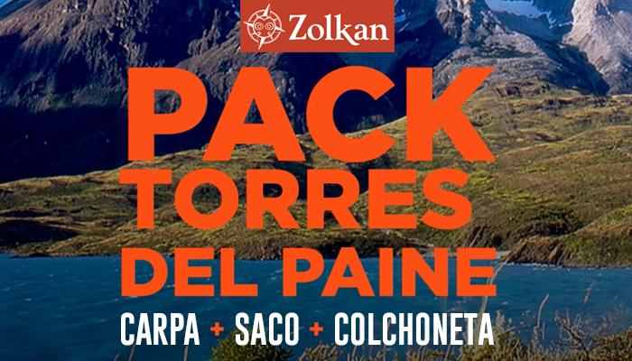 Pack Torres del Paine