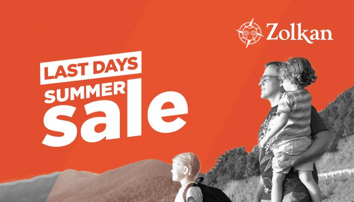 Summer Sale Zolkan