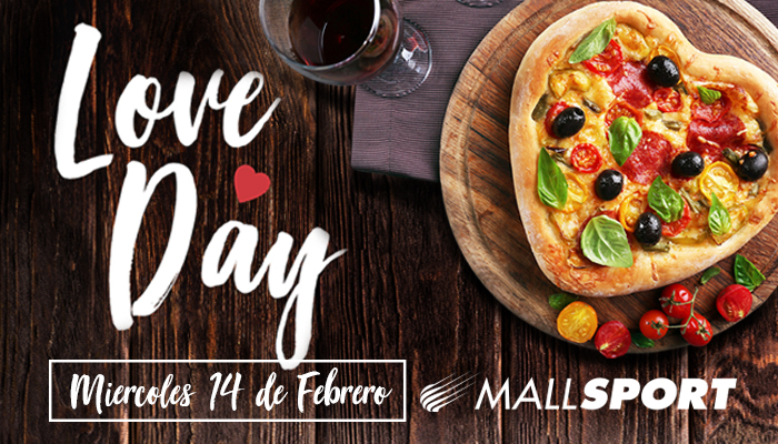 Love day en Mall Sport