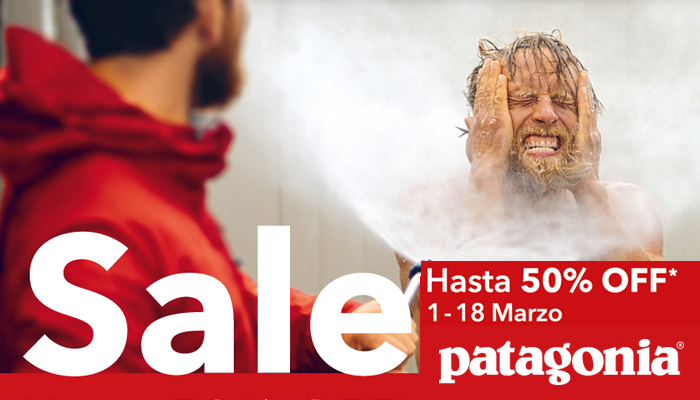 ¡SALE Patagonia Mall Sport!