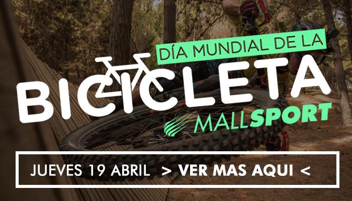 Día de la Bicicleta en Mall Sport