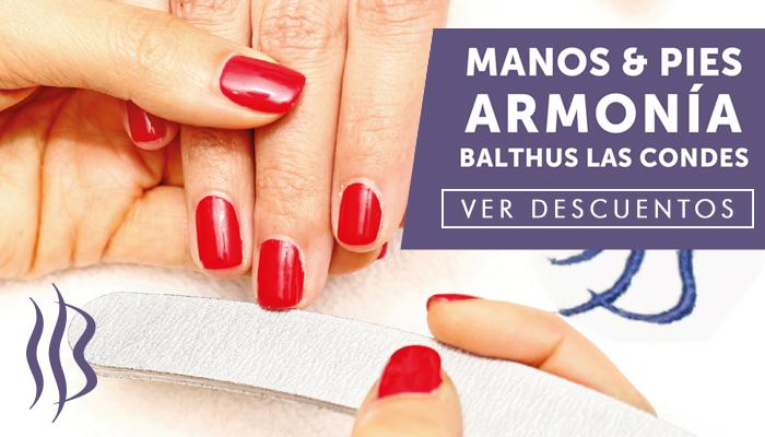 Promoción manicure permanente en Balthus Mall Sport