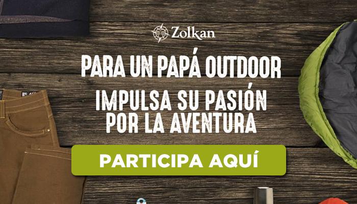 #ZolkanPapaOutdoor