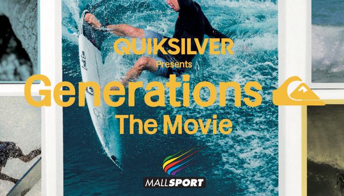 """""""Generations, the movie"""" en BBB de Mall Sport"""