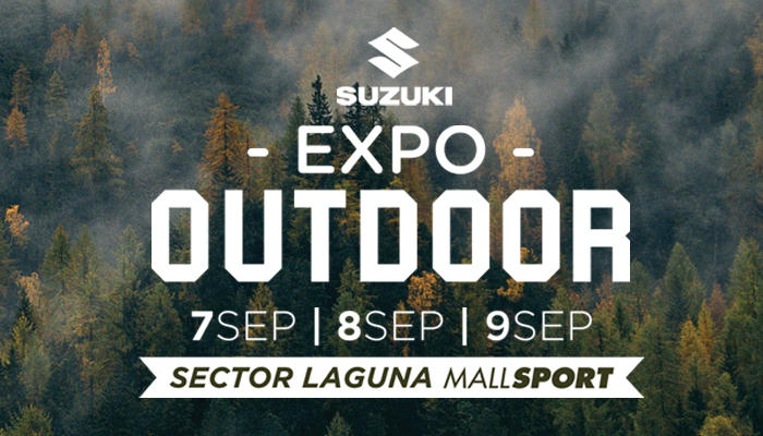 Expo Outdoor 2019 en Mall Sport