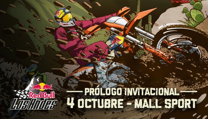 Prólogo RedBull Los Andes en Mall Sport
