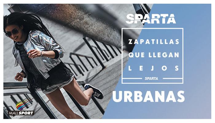 Sparta: Zapatillas que llegaron lejos