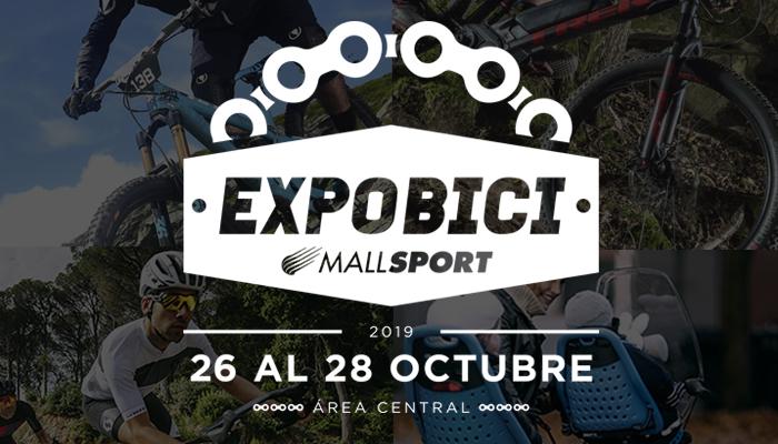 Expo bici en Mall Sport