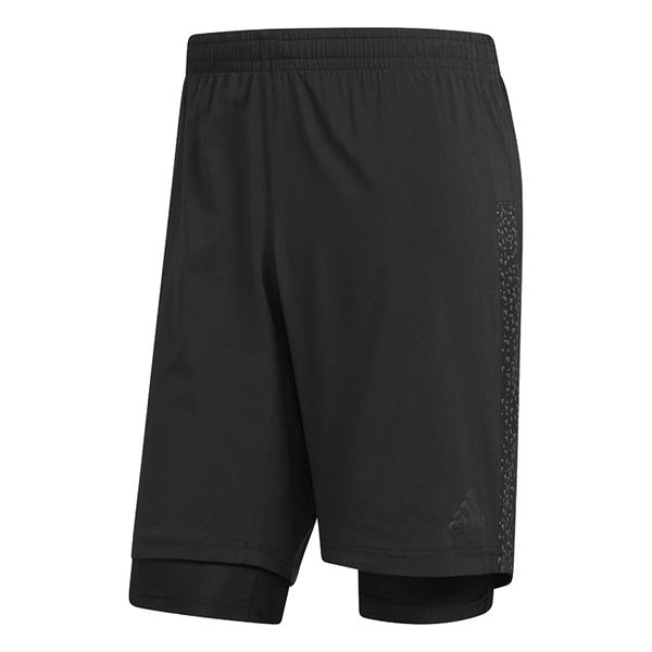 ADIDAS. SHORT SUPERNOVA DUAL. Estos shorts de running para hombre ... 9a7a3cbb47220