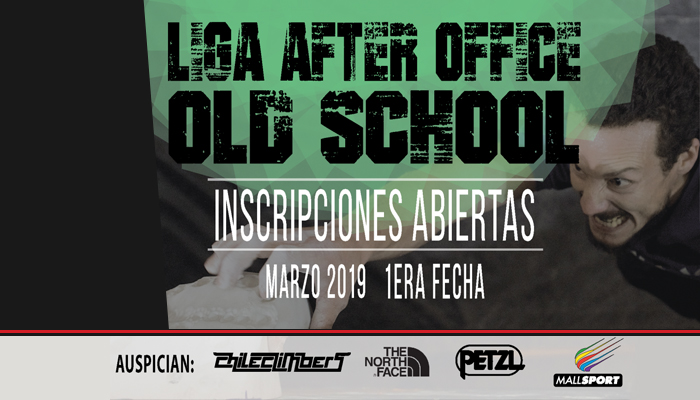 Liga After Office Old School en el Muro Mall Sport