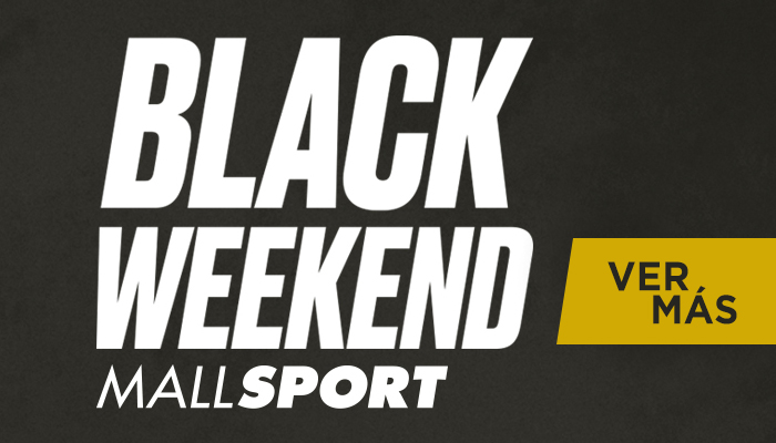 Black Weekend en Mall Sport