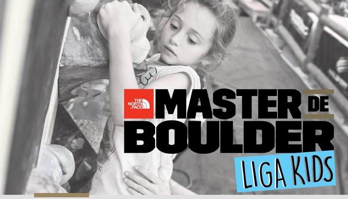Master Boulder Kids: Primera fecha.