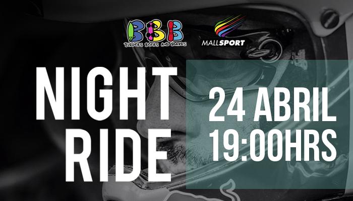 Night Ride 24 de Abril