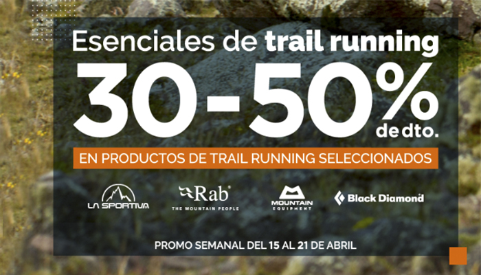 Semana Trail Running en Tatoo Adventure Gear