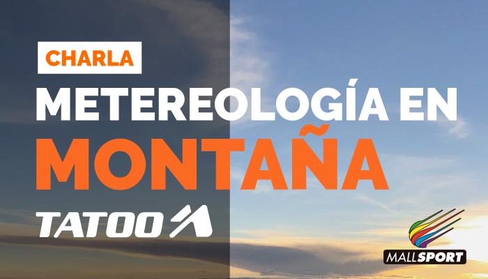Charla meteorología en Tatoo Adventures