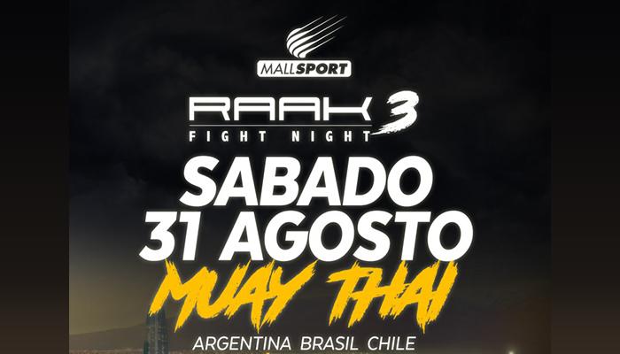 RAAK Fight Night 3