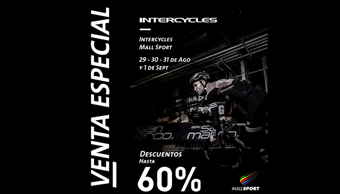 Venta especial Intercycles