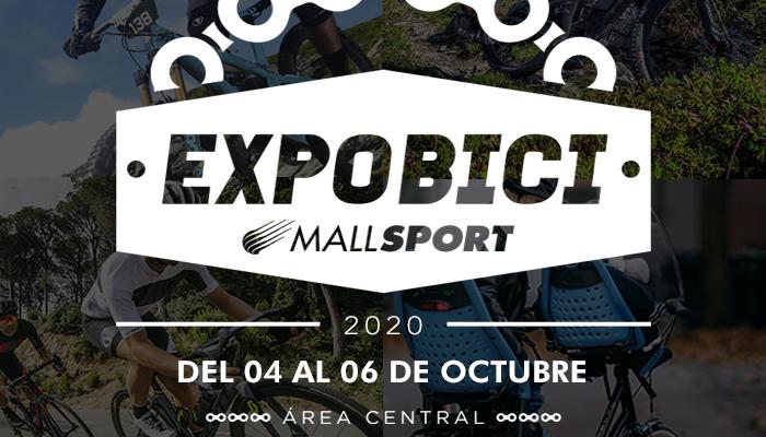 Expo Bici Mall Sport