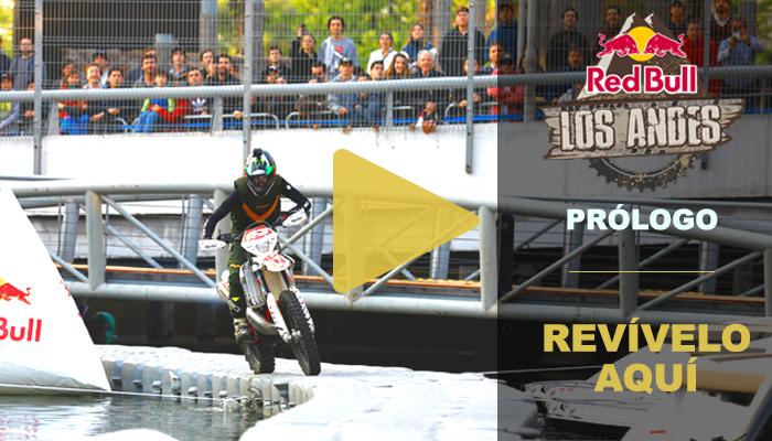 Prólogo Red Bull Los Andes