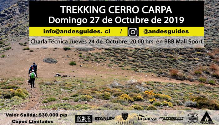 Mall Sport Adventures – Trekking Cerro Carpa