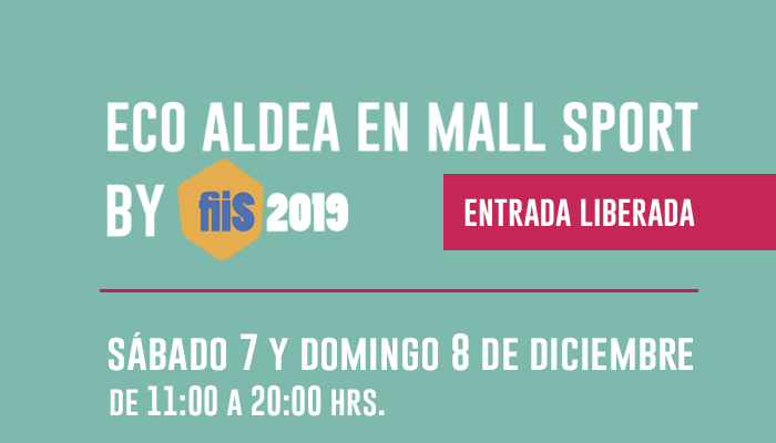 Eco Aldea en Mall Sport by FiiS