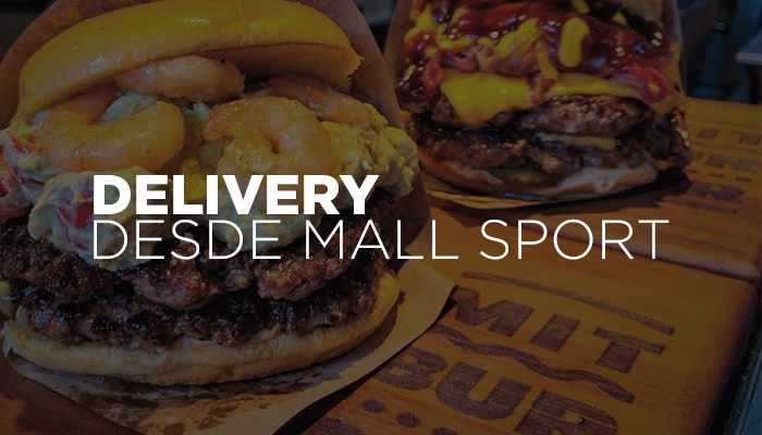 Delivery desde Mall Sport