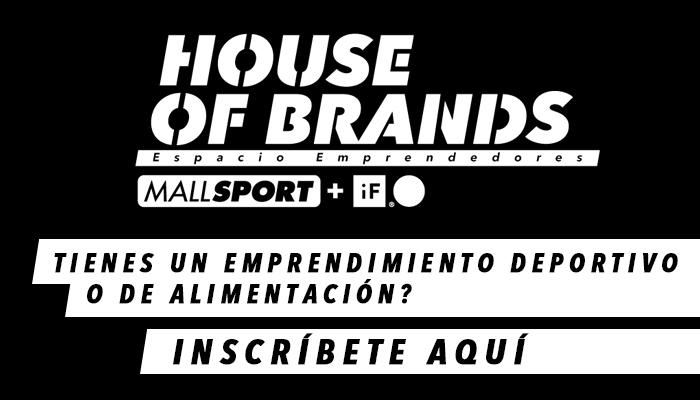 Inscríbete en House of Brands
